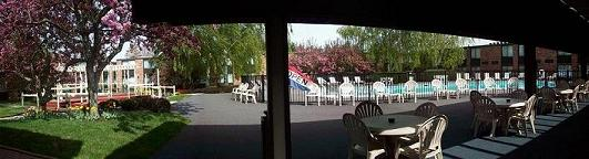 Fireside Inn & Suites - Portland, Maine - Courtyard