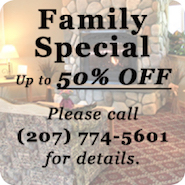 Hotel Family Special in Portland Maine